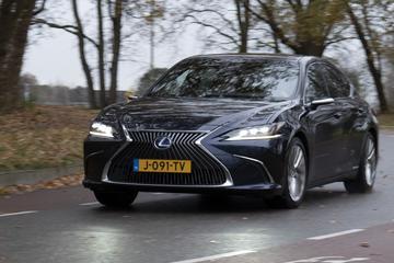 Lexus ES 300h - Achteruitkijkspiegel