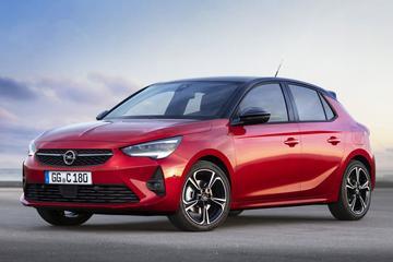 Opel Corsa 1.2 Turbo 100pk Elegance (2020)