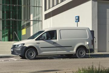 Abt lanceert elektrische Volkswagen Caddy