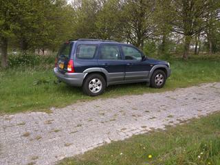 Mazda Tribute 3.0 V6 4WD Touring (2002)