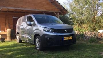 Peugeot Partner Long Premium 1.6 BlueHDi 100 (2019)