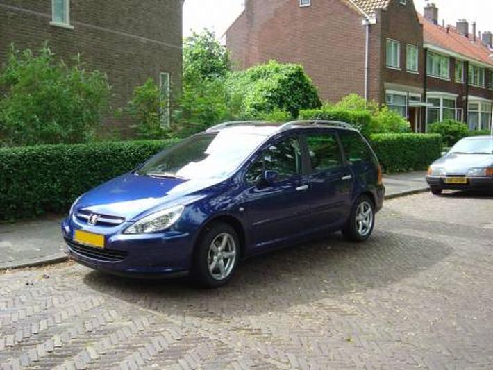 Peugeot 307 SW 1.6 16V Pack (2004)