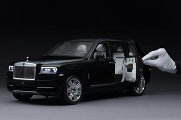 Rolls-Royce presenteert exclusieve miniatuur-Cullinan