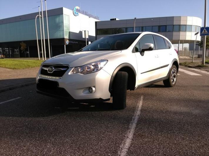 Subaru XV 2.0i Luxury (2014)