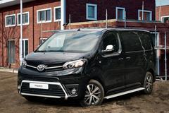 Toyota introduceert Proace 4x4