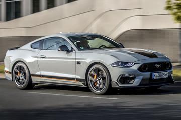 Ford Mustang Mach 1 heeft Nederlandse prijs