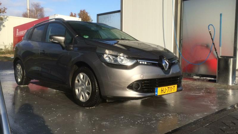 Renault Clio Estate dCi 90 Energy Expression (2015)