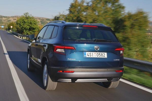 Video: Skoda Karoq - Rij-impressie