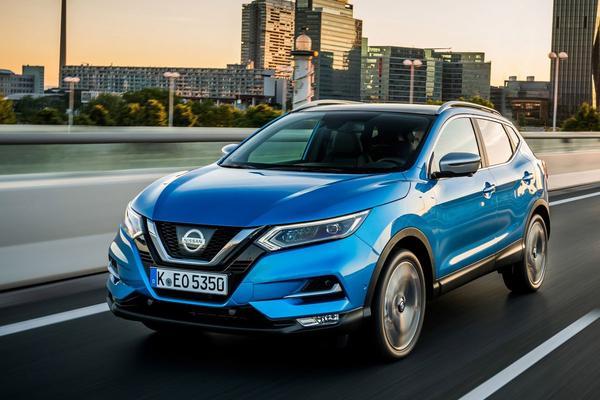 Ook nieuwe benzinemotoren voor Nissan Qashqai