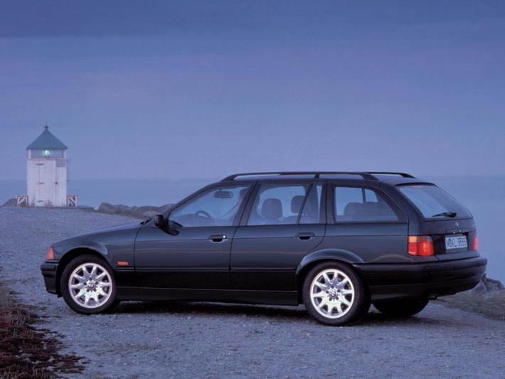 BMW 316i touring (1998)