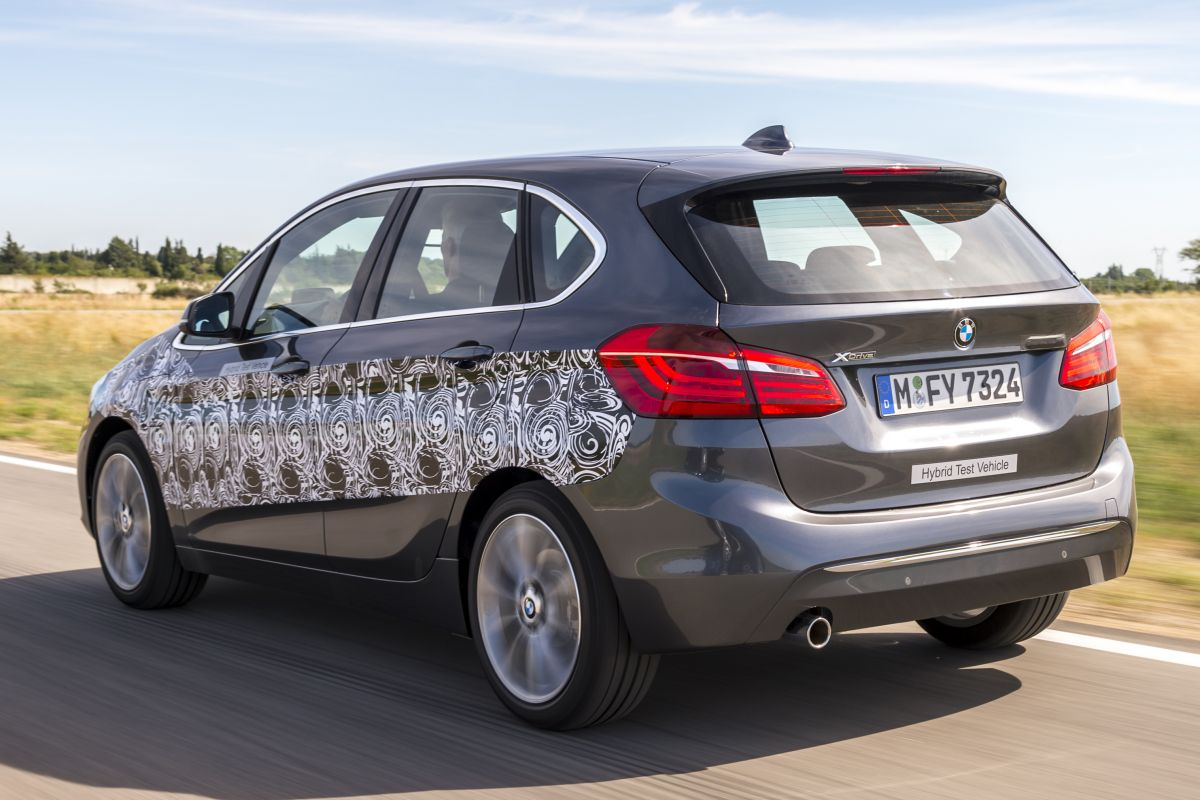 bmw 225xe active tourer eerste rijtest. Black Bedroom Furniture Sets. Home Design Ideas