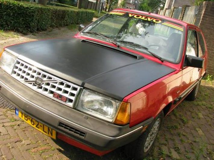 Volvo 340 GL Special 1.4 (1990)