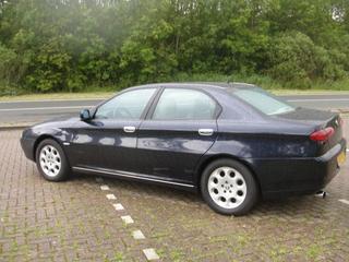 Alfa Romeo 166 2.0 T.Spark L (2002)