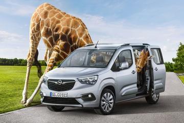 Opel Combo Tour wordt Combo Life