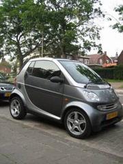 Smart city-coupé cabrio  passion 55pk (2000)