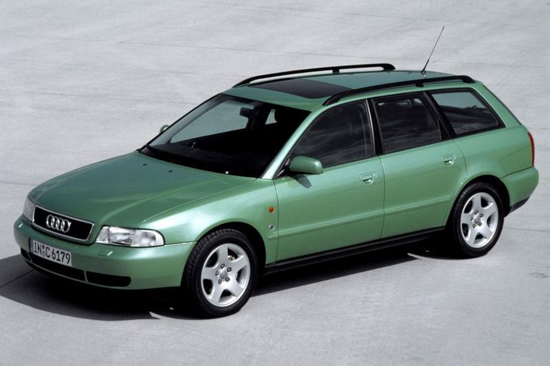 Audi A4 Avant 1.6 (1998)
