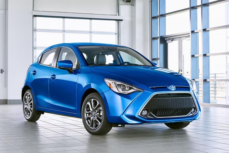 Toyota Yaris USA
