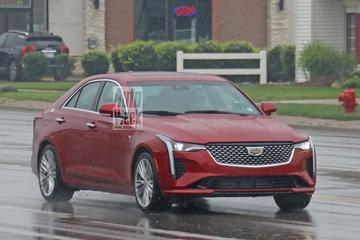 Cadillac CT4 duikt op zonder V-genen