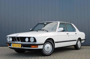 Vijf nette BMW's 5-serie voor minder dan 15.000 euro