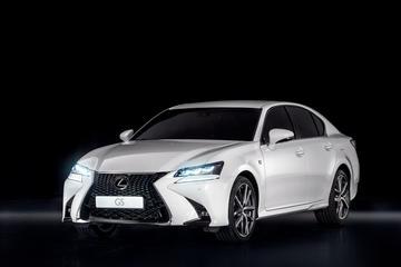 Nieuwe Lexus GS ook als 200t