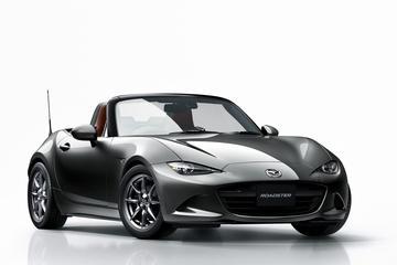 Mazda MX-5 krijgt krachtigere versie
