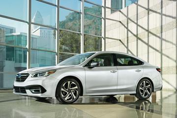 Subaru onthult nieuwe Legacy