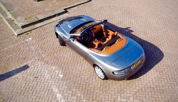 Aston Martin DB9 Vantage Volante (2008)