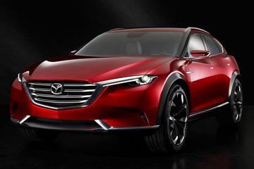 Mazda Koeru is volgende cross-over