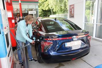 Toyota wil waterstof uit de lucht halen