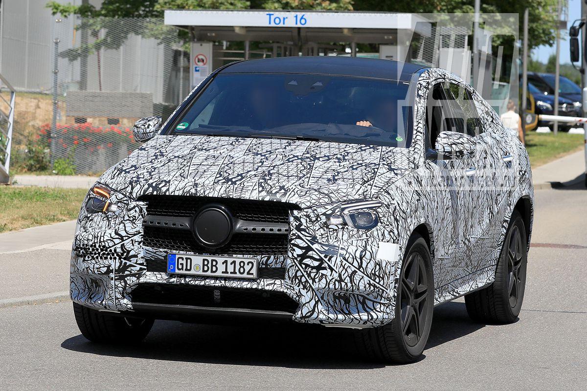 2019 - [Mercedes-Benz] GLE Coupé  Aecya8lb8esk