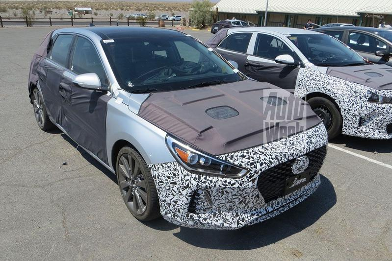 AutoWeek-lezer spot: Kia GT én nieuwe Hyundai i30
