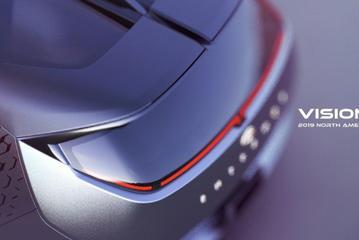 GAC Motor met Entranze Concept naar Detroit