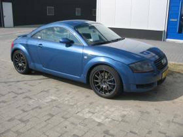 Audi TT Coupé 1.8 5V Turbo 180pk (1999)