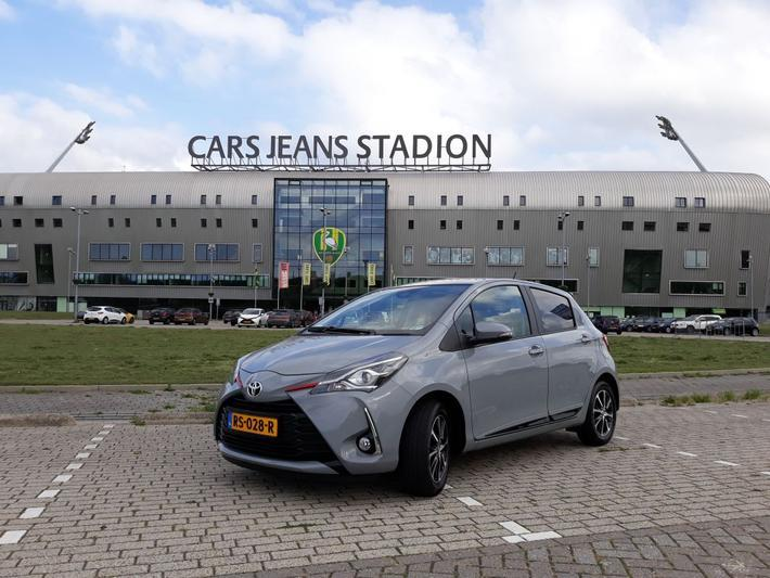 Toyota Yaris 1.0 VVT-i Design Sport (2018)