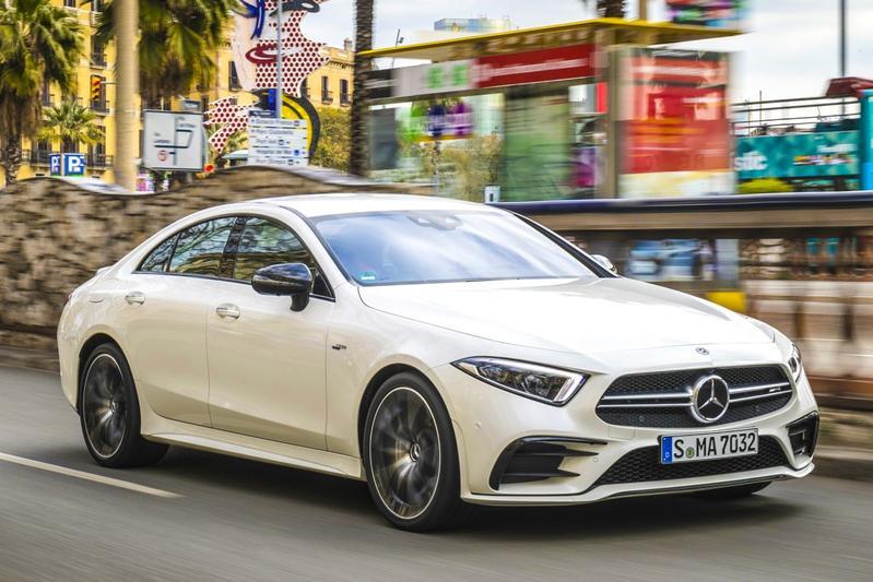 Meer Prijzen Mercedes Benz Cls Klasse Bekend Autoweek Nl
