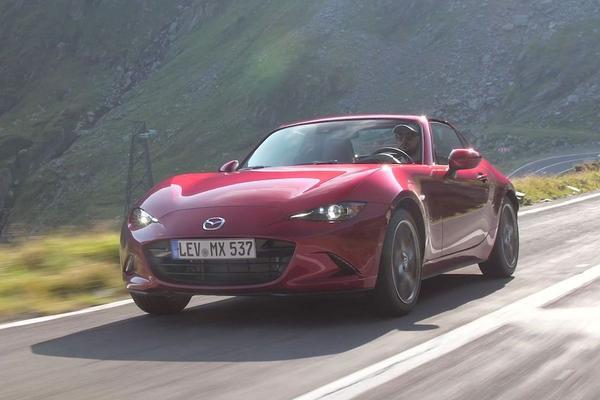 Video: Mazda MX-5 - Rij-impressie