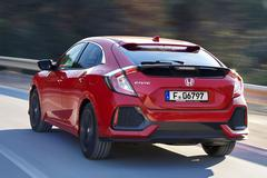 Honda Civic - Rij-impressie