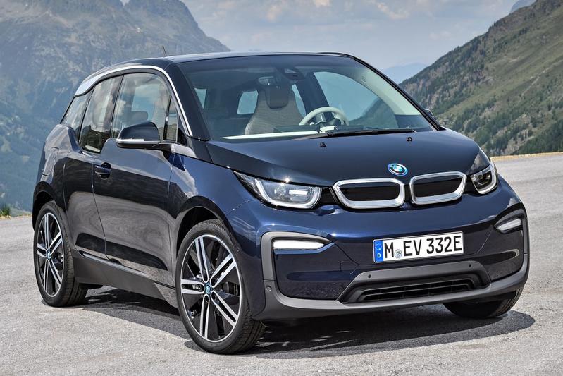 BMW i3 120Ah Executive Edition (2020)