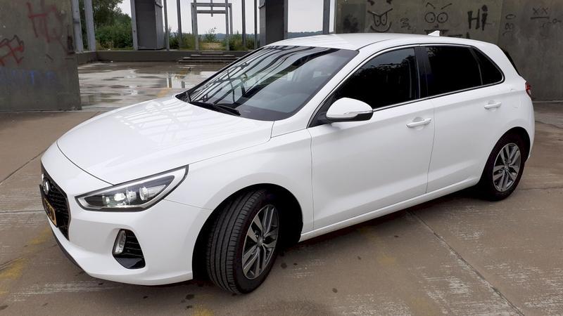 Hyundai i30 1.0 T-GDI First Edition (2017)