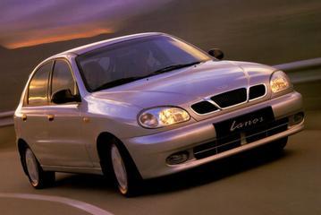 Daewoo Lanos 1.5 SX (1998)