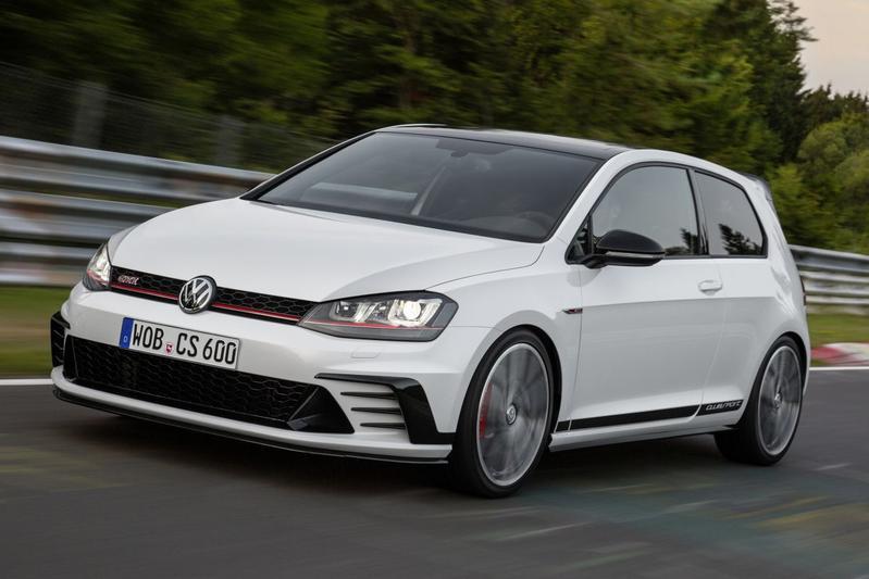 Volkswagen Golf GTI Clubsport gepresenteerd