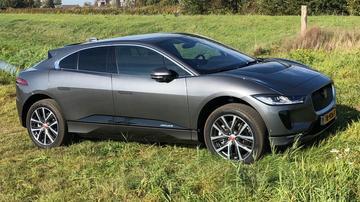Jaguar I-Pace EV400 SE (2018)