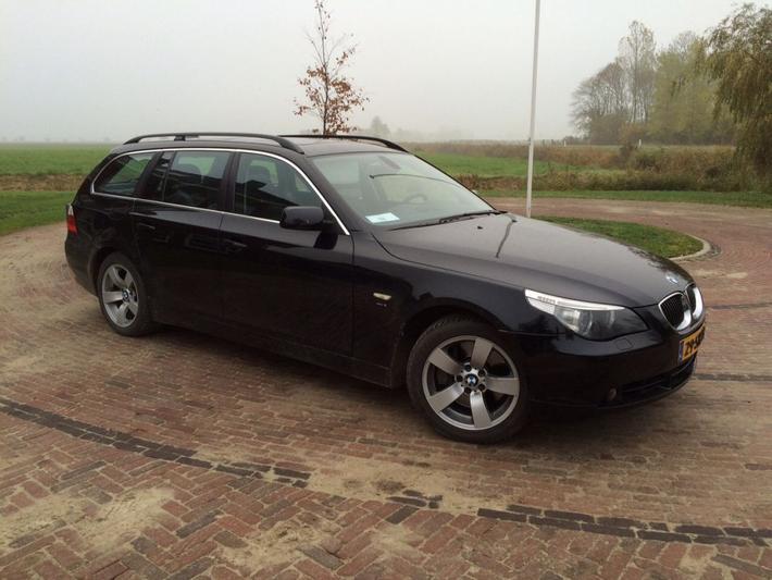 BMW 535d Touring High Executive (2006) review - AutoWeek nl