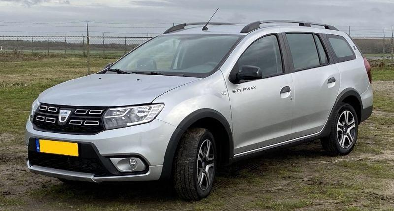 Dacia Logan MCV TCe 100 Bi-Fuel Stepway 15th Anniversary (2020)