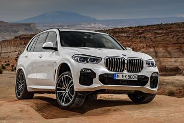 Dít kost de BMW X5