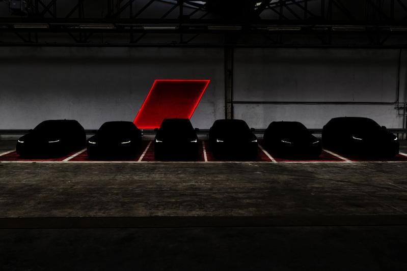 Audi RS line-up