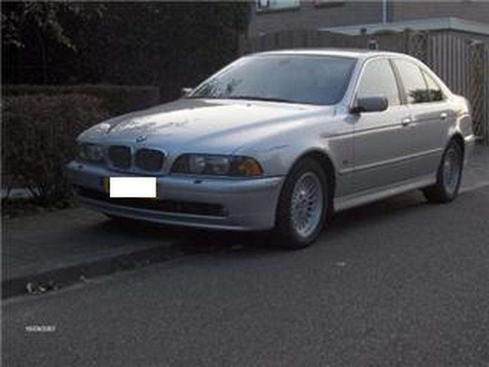 BMW 530d Executive (2000)
