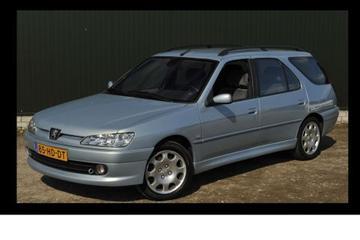 Peugeot 306 Break XT 1.8 16V (2001)