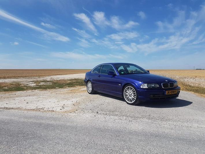 BMW 330Ci Executive (2001)