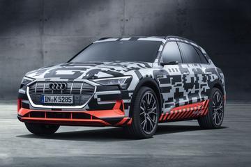 Audi toont E-tron-prototype